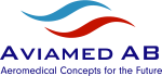 Aviamed AB – Aeromedical Solutions Logo